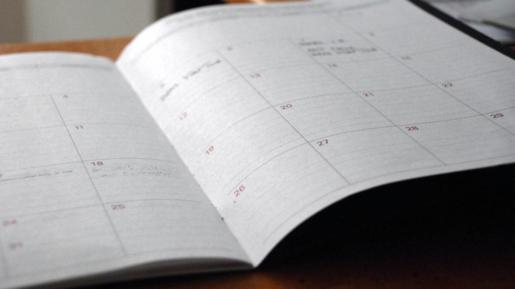 Így kezeld a naptáradat – 1. rész 5