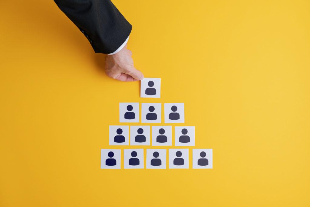 Szervezeti hierarchia, alá- és fölérendeltség: hogyan csináljuk? 1