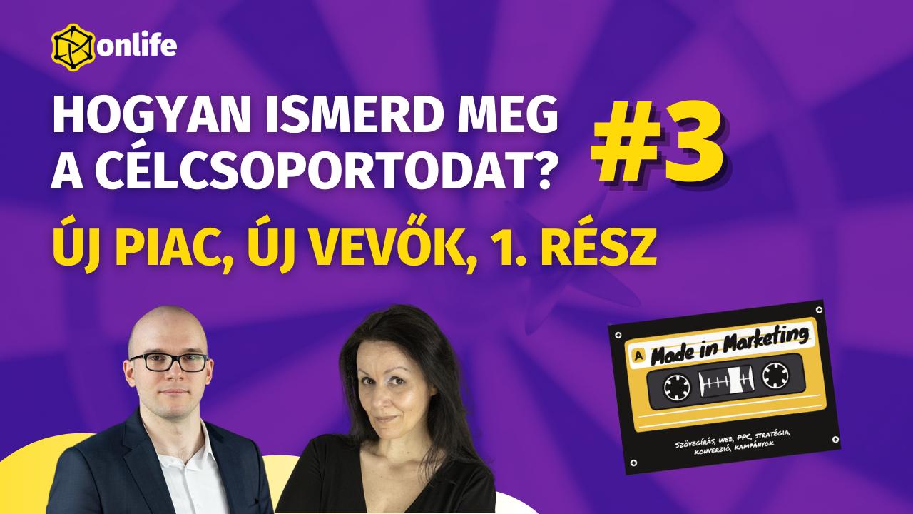 Made in Marketing   Szövegírás, kampányok, stratégia, web (PODCAST) 1