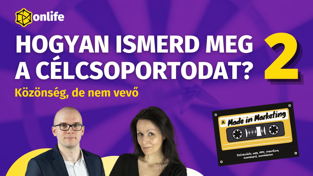 Made in Marketing   Szövegírás, kampányok, stratégia, web (PODCAST) 2